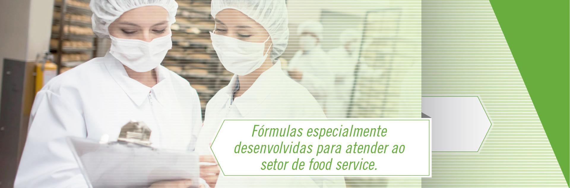 LINHA FOOD SERVICE